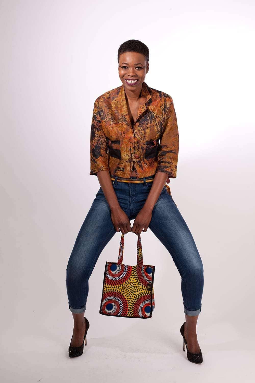 veste africaine femme m c africouleur. Black Bedroom Furniture Sets. Home Design Ideas