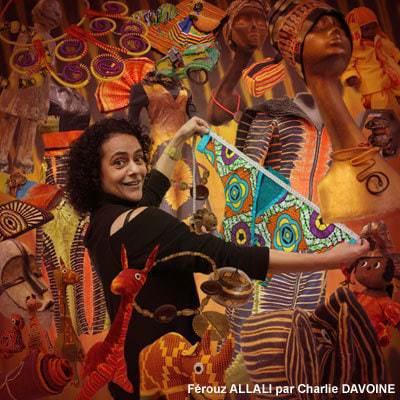 Africouleur la boutique africaine et parisienne de f rouz for Boite africaine paris