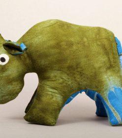 rhinocéros Africouleur