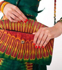 sac à main Africouleur