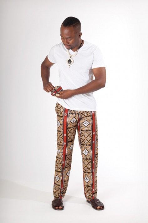 pantalon africain en tissu wax africouleur. Black Bedroom Furniture Sets. Home Design Ideas