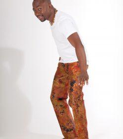 pantalon en tissu africain wax africouleur. Black Bedroom Furniture Sets. Home Design Ideas