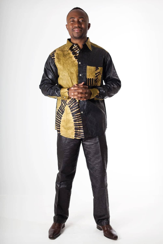 tissu africain homme