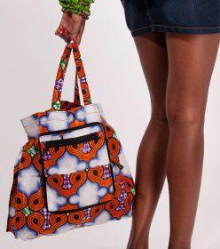 sac portefeuille Africouleur by Férouz