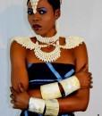 bijoux cauris Africouleur by Férouz