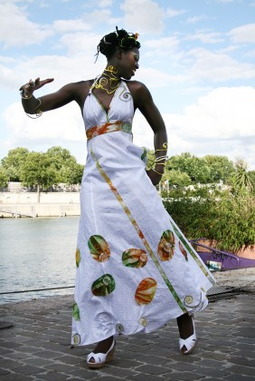 défilé jardin d'Allali Africouleur by Férouz