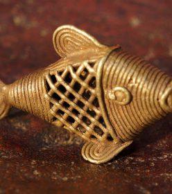 bronze du ghana Africouleur