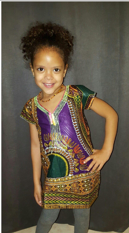 robe fillette traditionnelle en tissu africain angelina africouleur. Black Bedroom Furniture Sets. Home Design Ideas