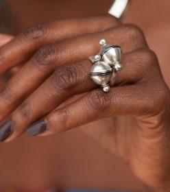bagues touareg Africouleur