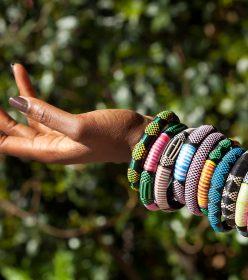bracelet sénégalais Africouleur