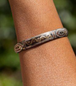 bracelet mauritanien Africouleur
