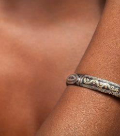 bracelet mauritanienne Africouleur