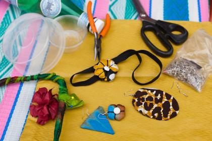 Ateliers de création de bijoux et accessoires
