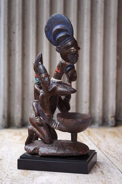 statue africaine bordeaux
