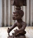 Statue Yoruba du Nigéria