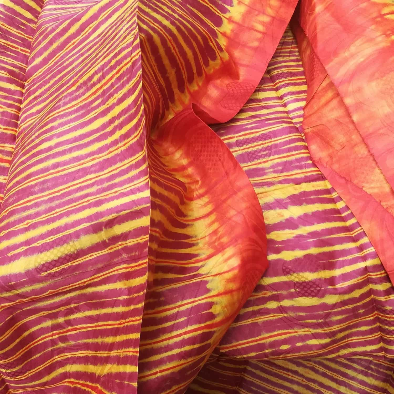 tissu africain en bazin bordeaux jaune d 39 or et orange motif toffe africouleur. Black Bedroom Furniture Sets. Home Design Ideas