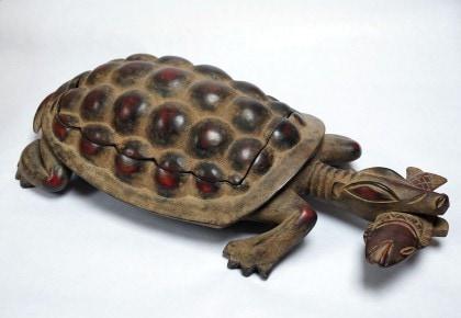 Jeu d'Awalé tortue