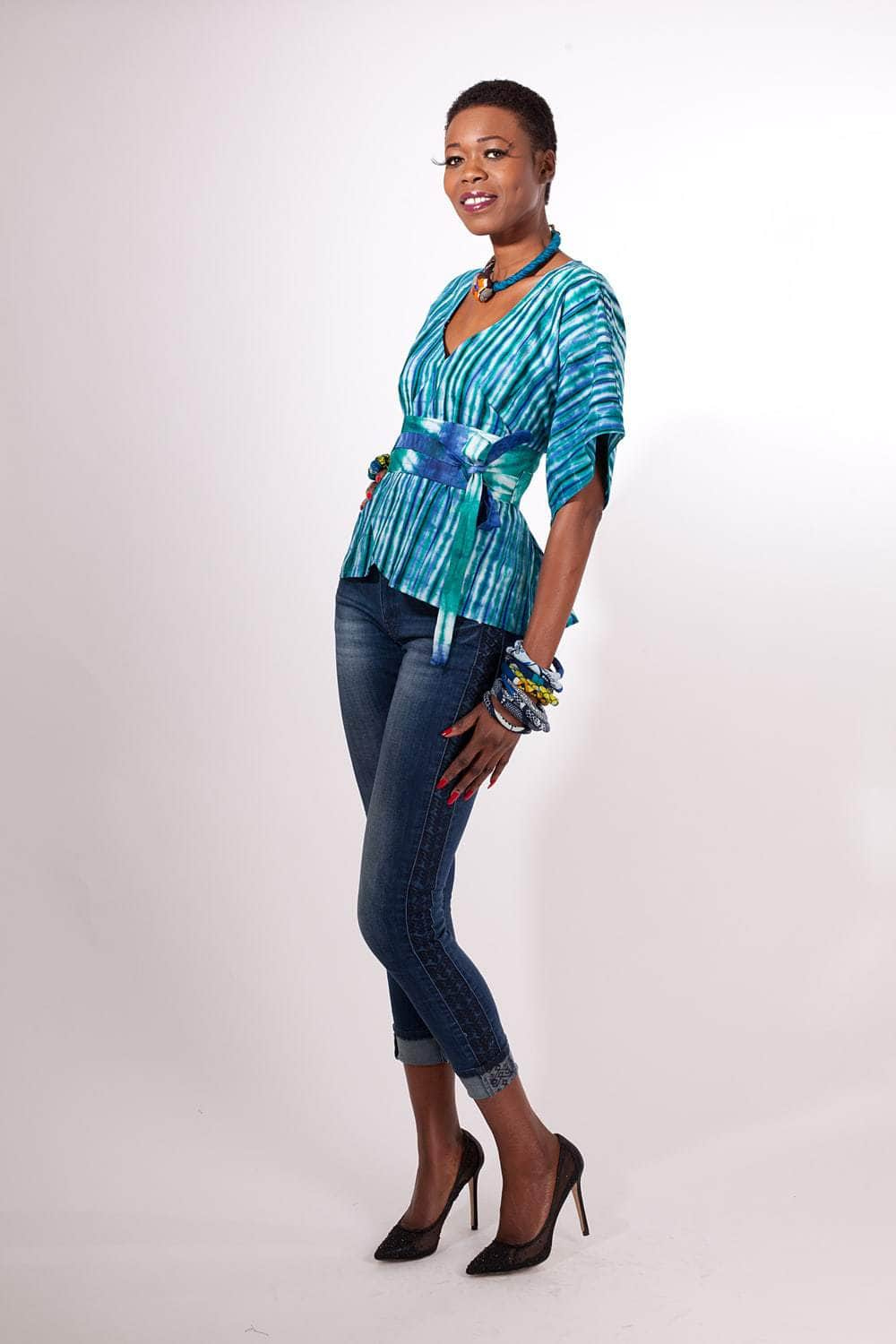 big discount best selling affordable price Tunique africaine