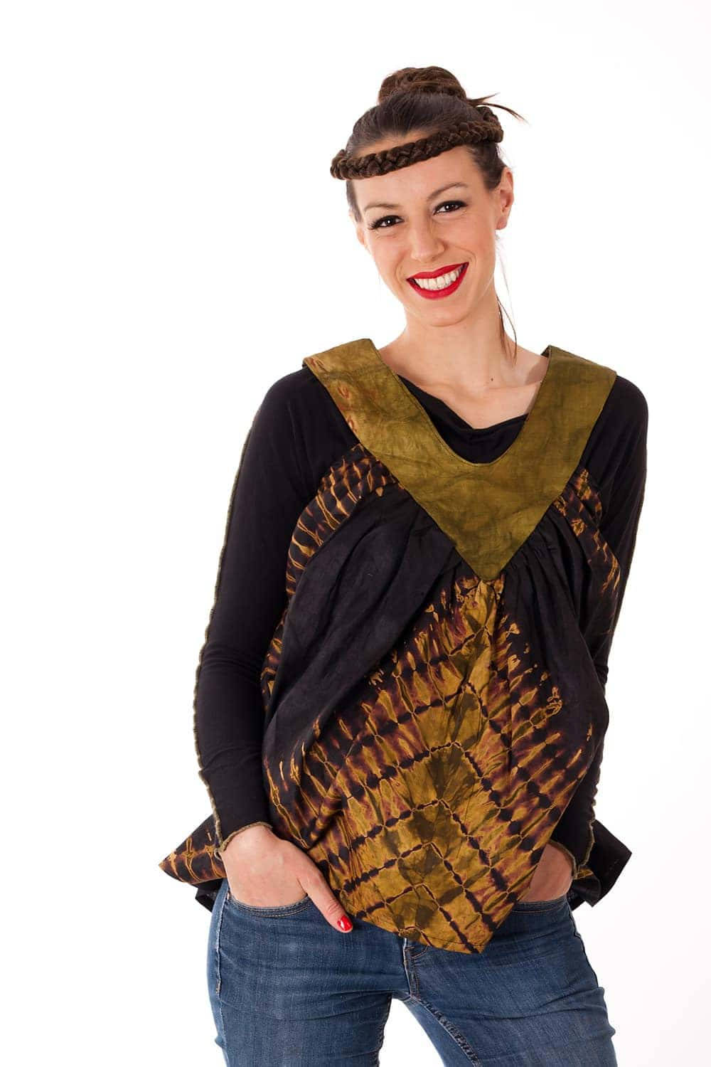 wholesale outlet get new quite nice Tunique africaine