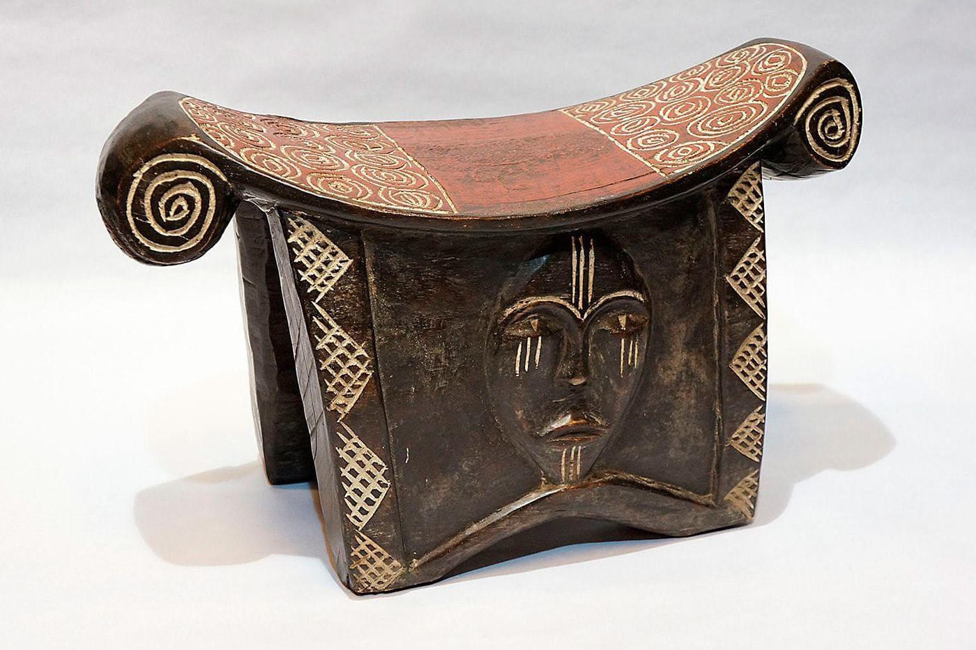 Trone Sculpte Africouleur