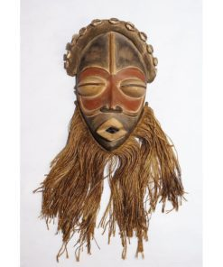 Masque africain Togo Africouleur