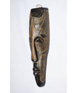 Masque africain Fang du Cameroun Africouleur