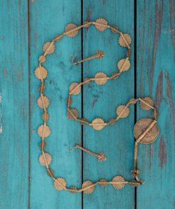 Collier ou ceinture en bronze