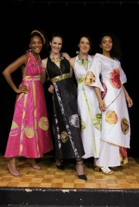 984fb276b742 Défilé de mode toutes saisons 2008-2009 « Douceur des rondeurs ».  Africouleur ...