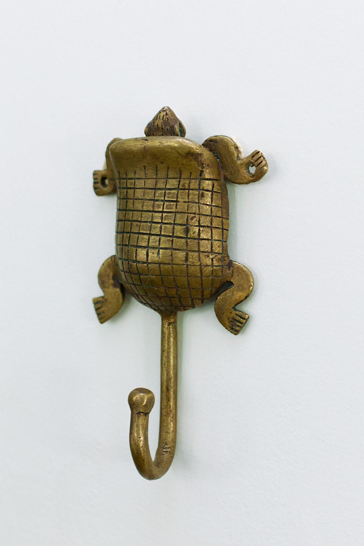 Crochet ou pat re tortue pour embrasses de rideaux africouleur - Ou trouver des oeillets pour rideaux ...