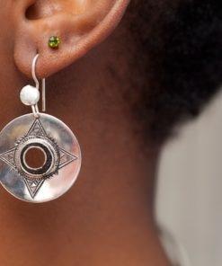 boucles d'oreilles touareg