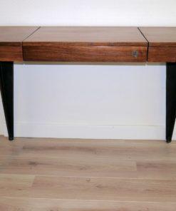 Console de bureau en bois de Véné
