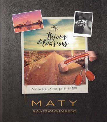 Maty - Collection Printemps Eté 2017