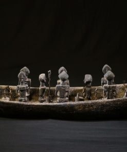 Barque de féticheur vaudou vénavi Ewé
