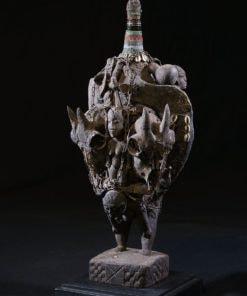 Bouteille de féticheur vaudou