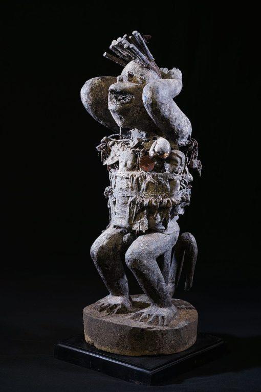 Fétiche vaudou animal Fon du Bénin