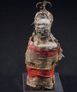 Fétiche vaudou Fon d'Ouidah au Bénin