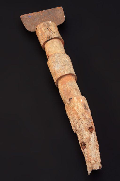 Poteau de féticheur vaudou Kwéli d'Abomey