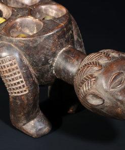 Jeu d'Awale Baoulé de Côte d'Ivoire