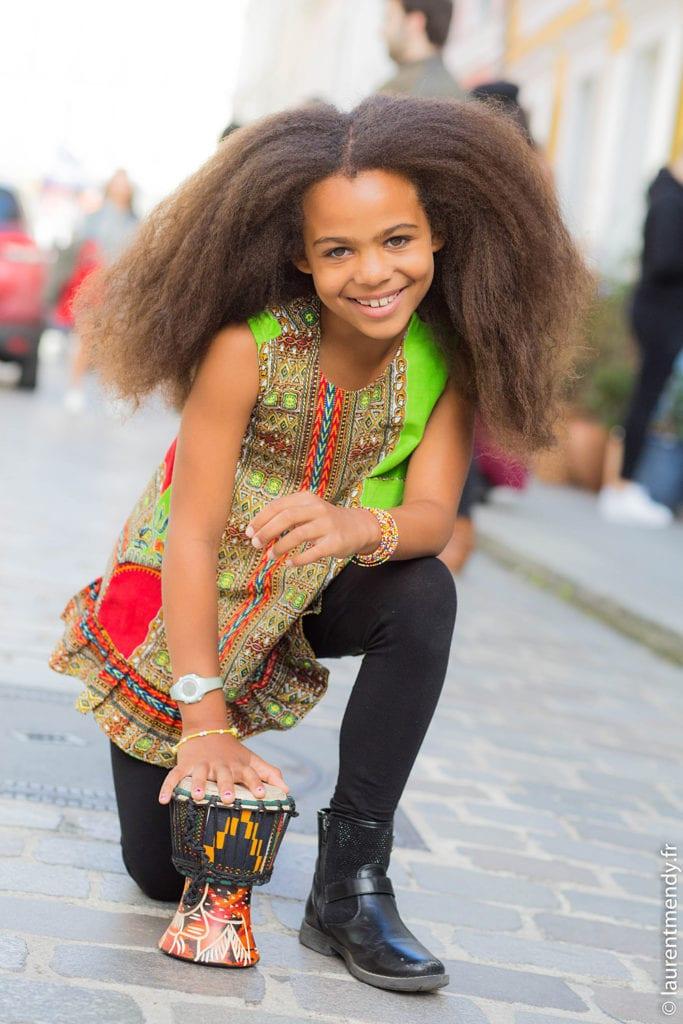 Petit djembé africain