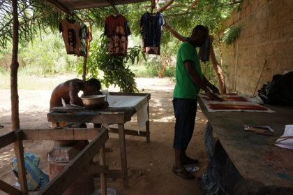 L'atelier du batikié
