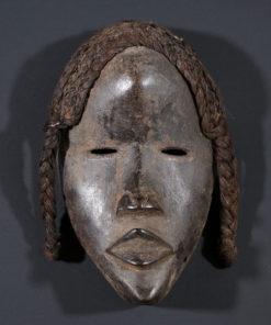 Masque passeport Dan de Côte d'Ivoire