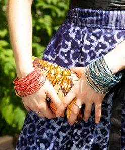 Bracelet plastique Mobti
