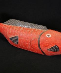 Cimier poisson Bozo du Mali