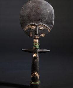 Poupée de fécondité Ashanti du Ghana