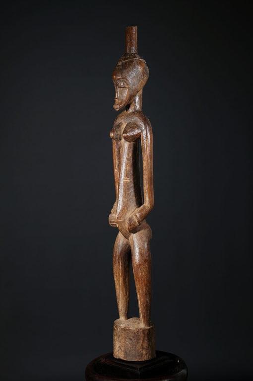 """Statue pilon Sénoufo """"Déblé"""""""